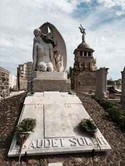 Cementiri Poblenou - Barcelona, Spain