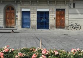 Piazza Santa Maria Novella - Florence, Italy