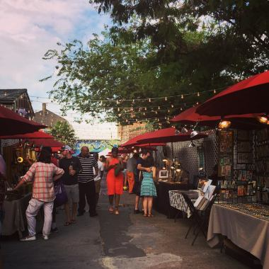 Frenchmen Street Market.